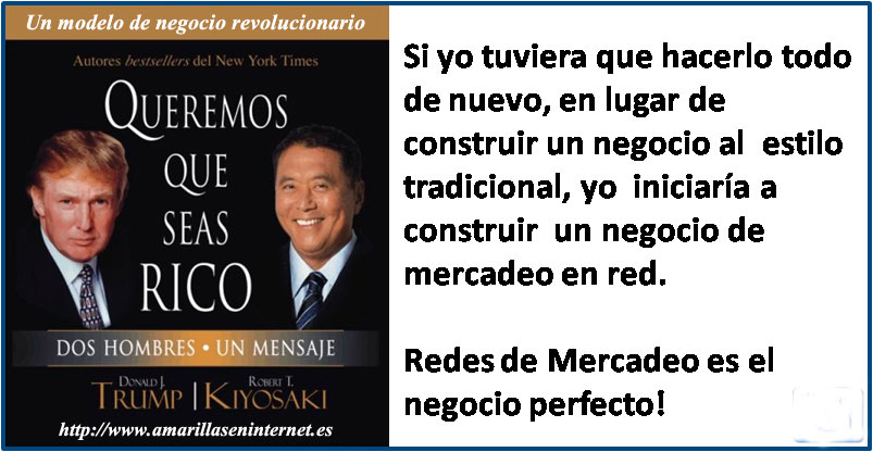 Gurus del mercadeo en red o network marketing